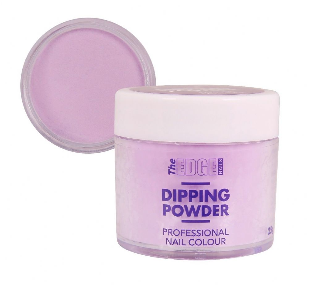 EDGE COLOURED QUICK NAIL ACRYLIC DIPPING POWDER - ENGLISH LAVENDER